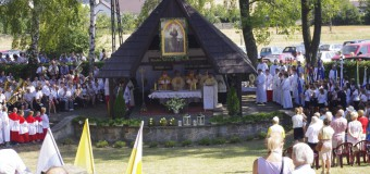 Odpust ku czci św. Rocha oraz festyn rodzinny w Grodzisku
