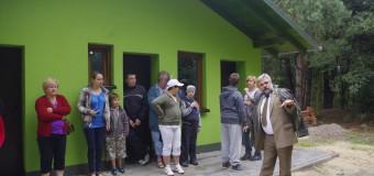 Spotkanie ŚDS w Sowczycach i Nadleśnictwa Olesno