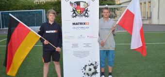 Młodzi piłkarze OKS-u Olesno na obozie w Landau Pfalz