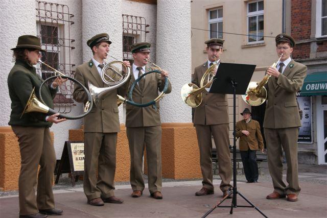Obchody 90-lecia Polskiego Związku Łowieckiego w Oleśnie