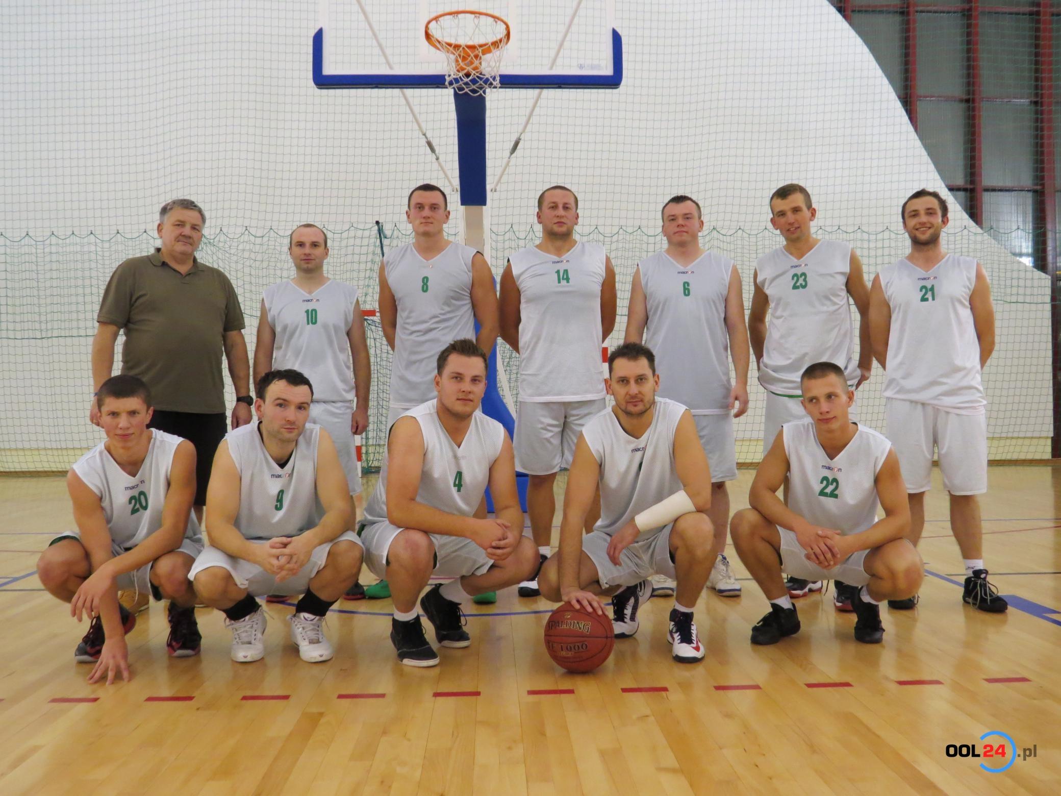 W Oleśnie odradza się silna koszykówka