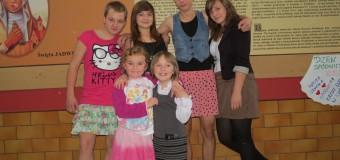Dzień spódnicy w Zespole Szkół nr 2 w Oleśnie