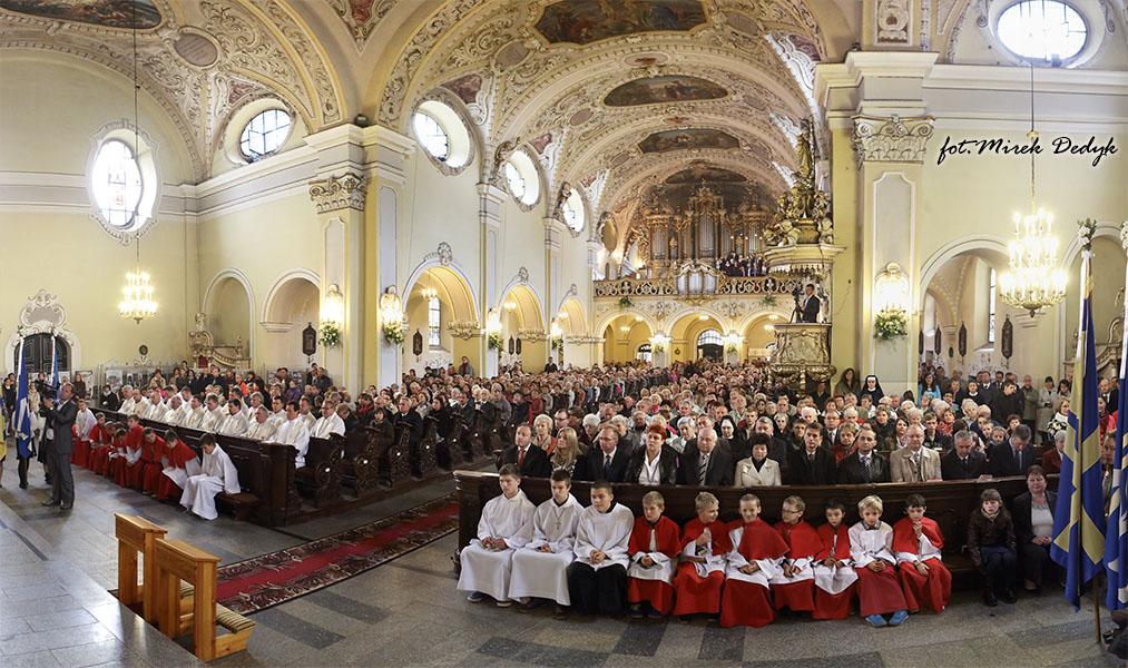 Jubileusz 100-lecia kościoła pw. Bożego Ciała