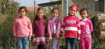 Promyk nadziei dla gruzińskich dzieci