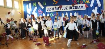 Jesteśmy już uczniami! – pasowanie na ucznia w PSP nr 3 w Oleśnie