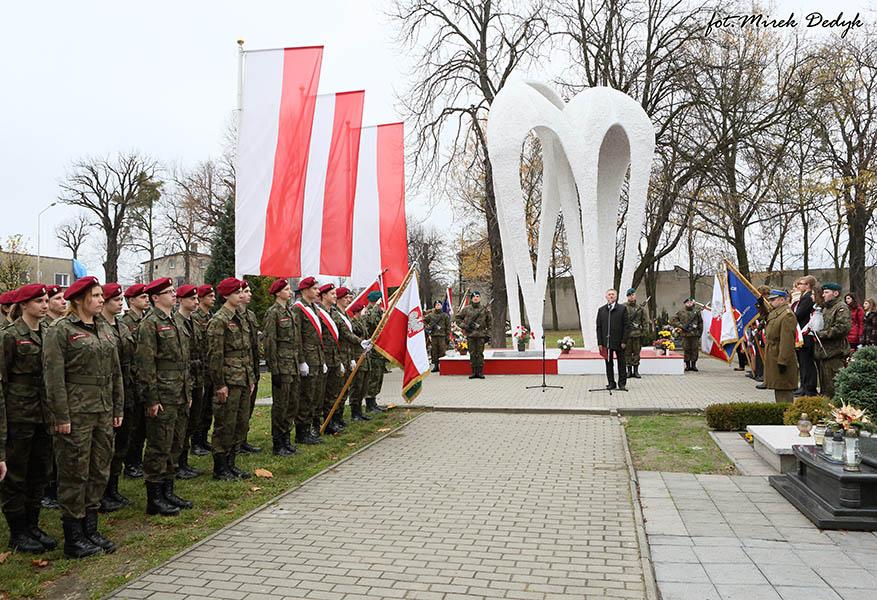 Obchody Narodowego Święta Niepodległości – Olesno