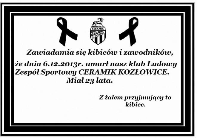 Ceramik Kozłowice