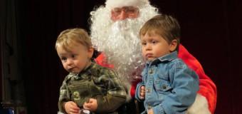 Święty Mikołaj w Praszce