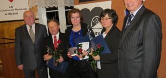Róże Powiatu Oleskiego rozdane