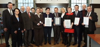 Oto laureaci Srebrnego Lauru Kompetencji i Umiejętności