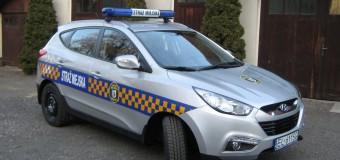Straż Miejska w Oleśnie z nowym samochodem