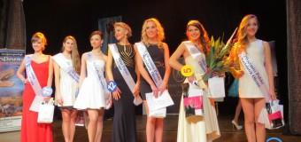 Klaudia Spodzieja Miss Polski Olesna 2014