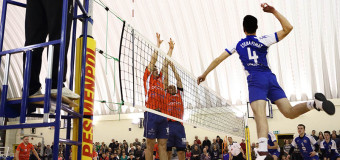 Volleyball Team OKS COCON Olesno – Iskra Pimat Gorzów Śląski 3:1