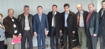Przedsiębiorcy z Kurdystanu w Oleśnie