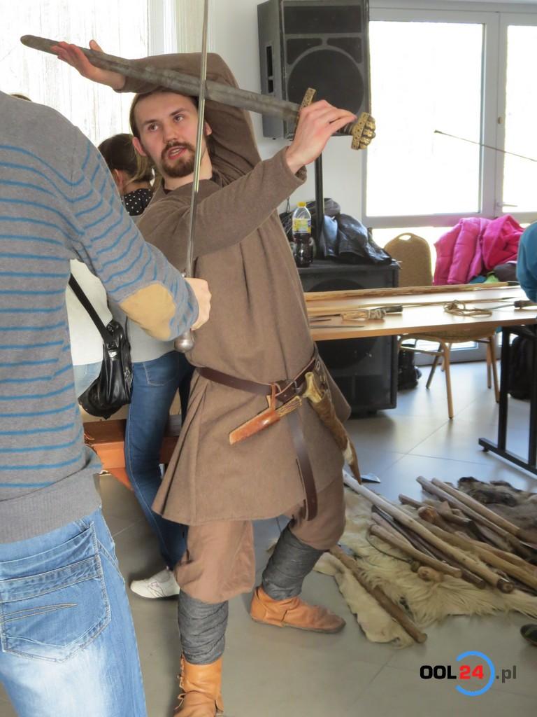 W Kocurach na moment wróciło średniowiecze