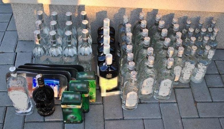 Alkoholowi złodzieje