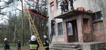 Strażacy mieli pełne ręce roboty