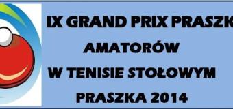 IX Grand Prix Praszki zakończone
