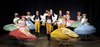 Zespół Pieśni i Tańca Śląsk w Oleśnie