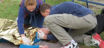 Praktyczna lekcja pierwszej pomocy