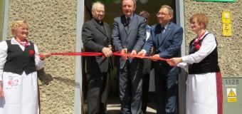 Otwarcie Gminnego Ośrodka Wsparcia Dziennego w Oleśnie