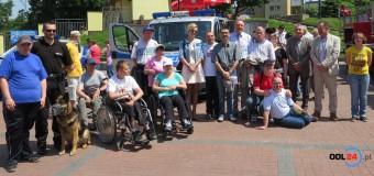Zwrócić uwagę na potrzeby niepełnosprawnych