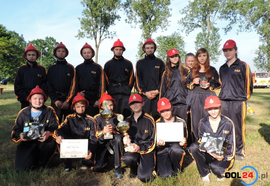 X Górnośląskie Zawody Młodzieżowych Drużyn Pożarniczych