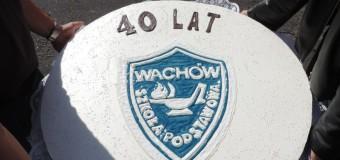 40 lat Szkoły Podstawowej w Wachowie
