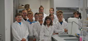 Nowi studenci z Wojciechowa