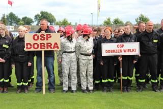 Wojwódzkie Zawody Sportowo - Pożarnicze, Olesno 2014 388