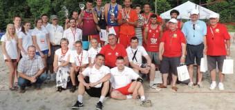 Wielka siatkówka w turnieju Dobrodzień Open