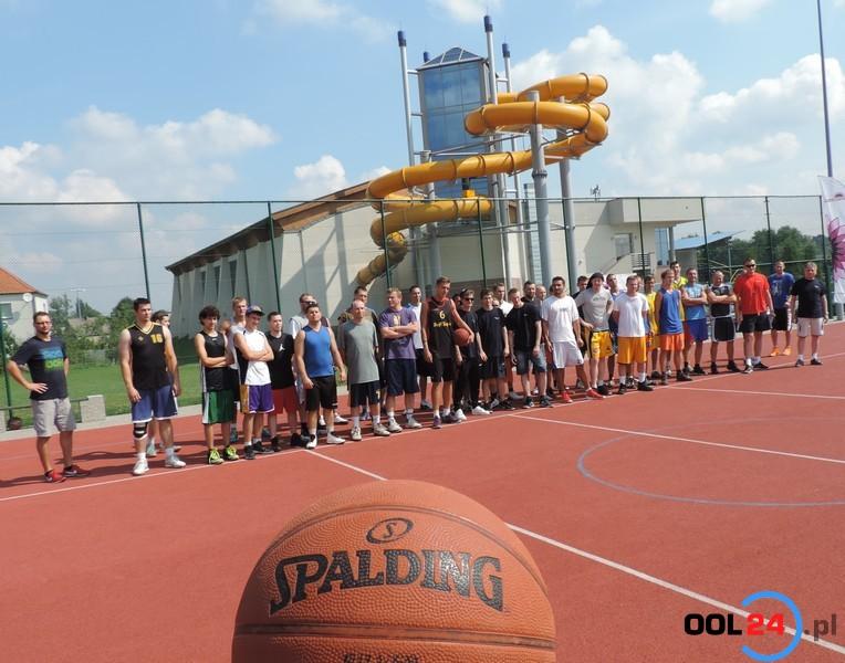 III Oleski Turniej Streetbasket
