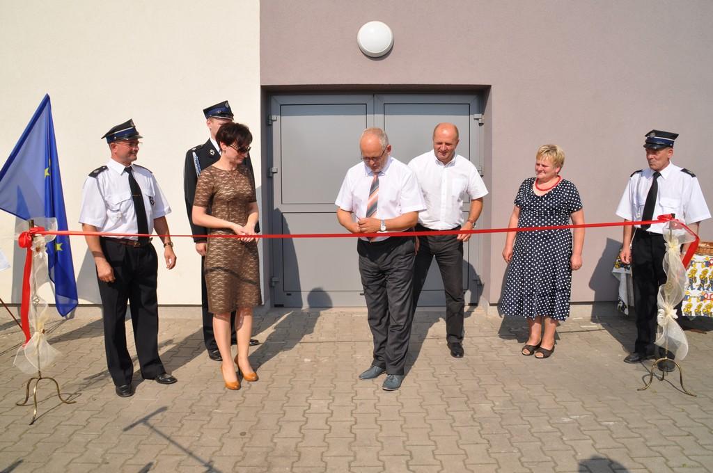 Sołeckie Centrum Integracji w Jaworznie już otwarte