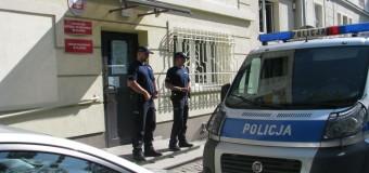 Fałszywy alarm bombowy w Urzędzie Skarbowym w Oleśnie