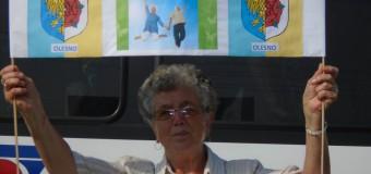Olescy seniorzy na spotkaniu w Kotorzu Małym