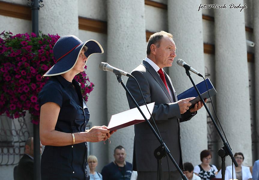 Narodowe Czytanie dzieł Sienkiewicza – Olesno