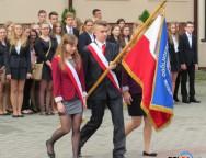 Rozpoczęcie roku szkolnego – Zespół Szkół w Oleśnie