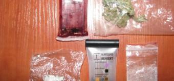 Zatrzymani za posiadanie narkotyków