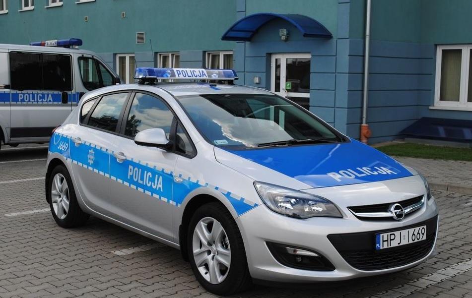 Oleska policja ma nowy radiowóz