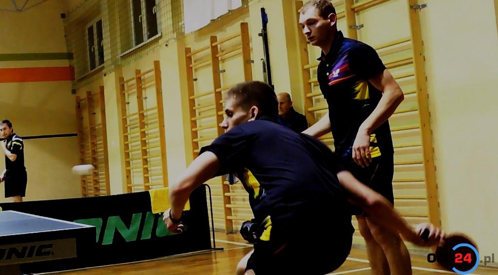 Olescy tenisiści znów wypunktowali rywala