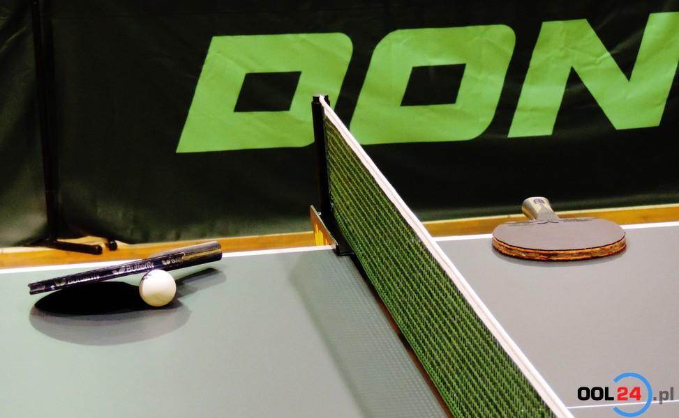 Otwarty Turniej Tenisa Stołowego w Wachowie