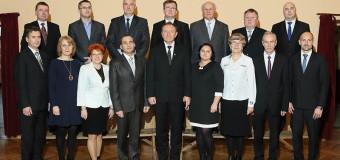 Nowe władze Olesna