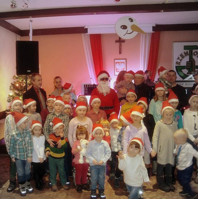 Mikołaj zawitał do oleskiego Cechu