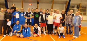 Turniej Piłki Siatkowej Weteranów Memoriał Im. Zdzisława Mielczarka
