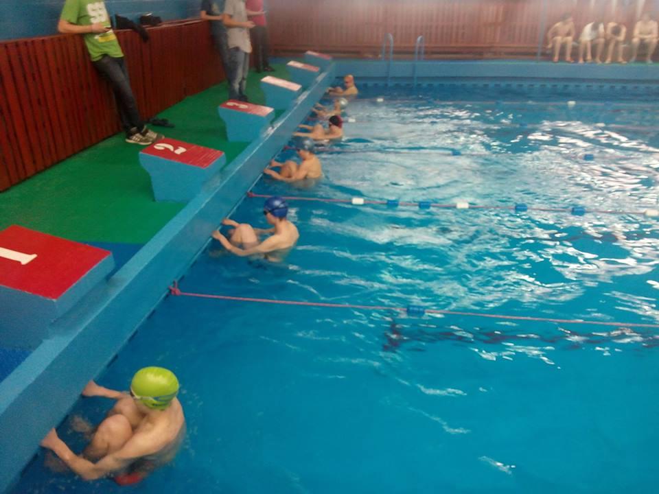 Dobrodzień w pływaniu poza konkurencją