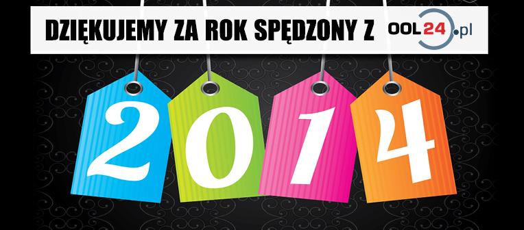Żegnamy 2014 rok, czas na podsumowanie