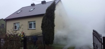 Pożar w Dalachowie