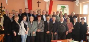 Spotkanie emerytowanych rzemieślników w oleskim cechu