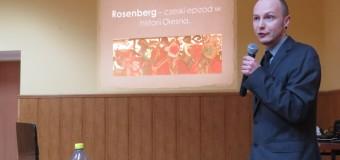 Rosenberg – czeski epizod w historii Olesna