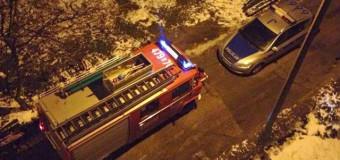 Wyciek gazu w Praszce